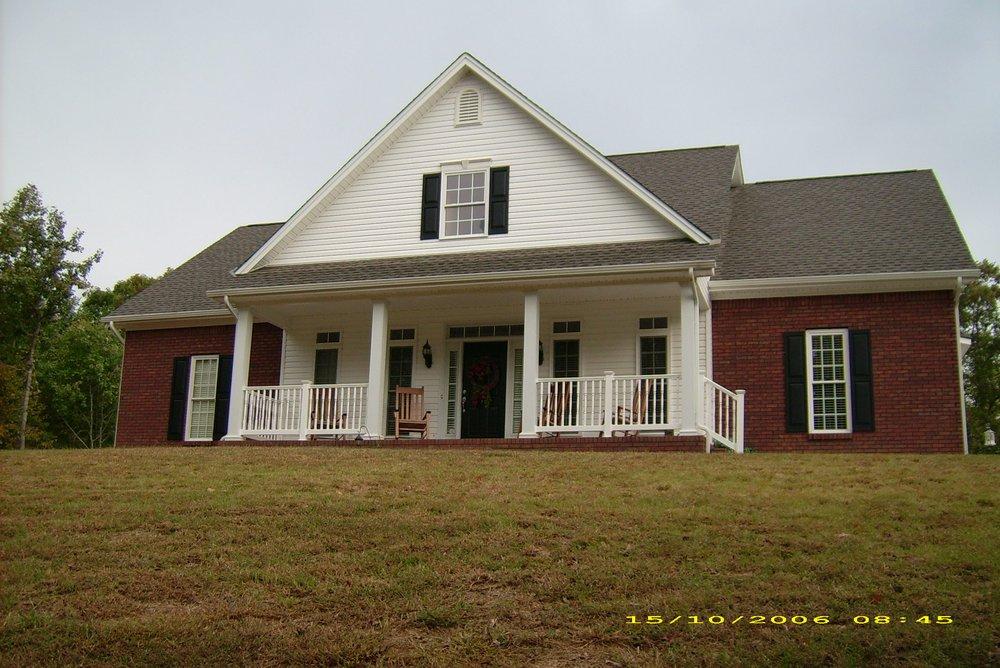 Chris Spors Custom Homes: 7875 Mouse Creek Rd NW, Cleveland, TN