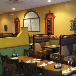 Photo Of El Patio Mexican Grill   Canton, OH, United States. Seating Area