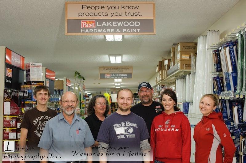 Lakewood Hardware & Paint: 9020 Lakewood Dr SW, Lakewood, WA
