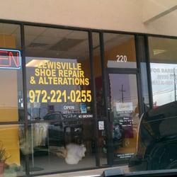 Lewisville Shoe Repair Alterations Shop Lewisville Tx