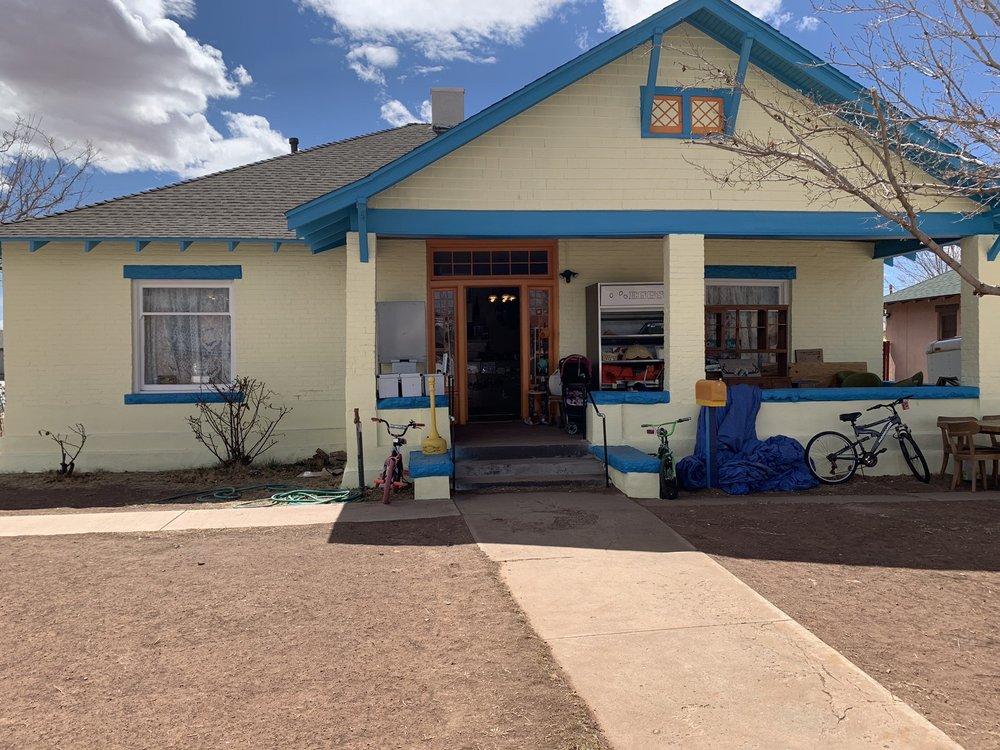 More Than A Corner Thrift: 401 W Third St, Winslow, AZ