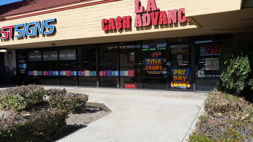 LA Cash Advance