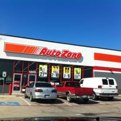 Autozone in arlington texas