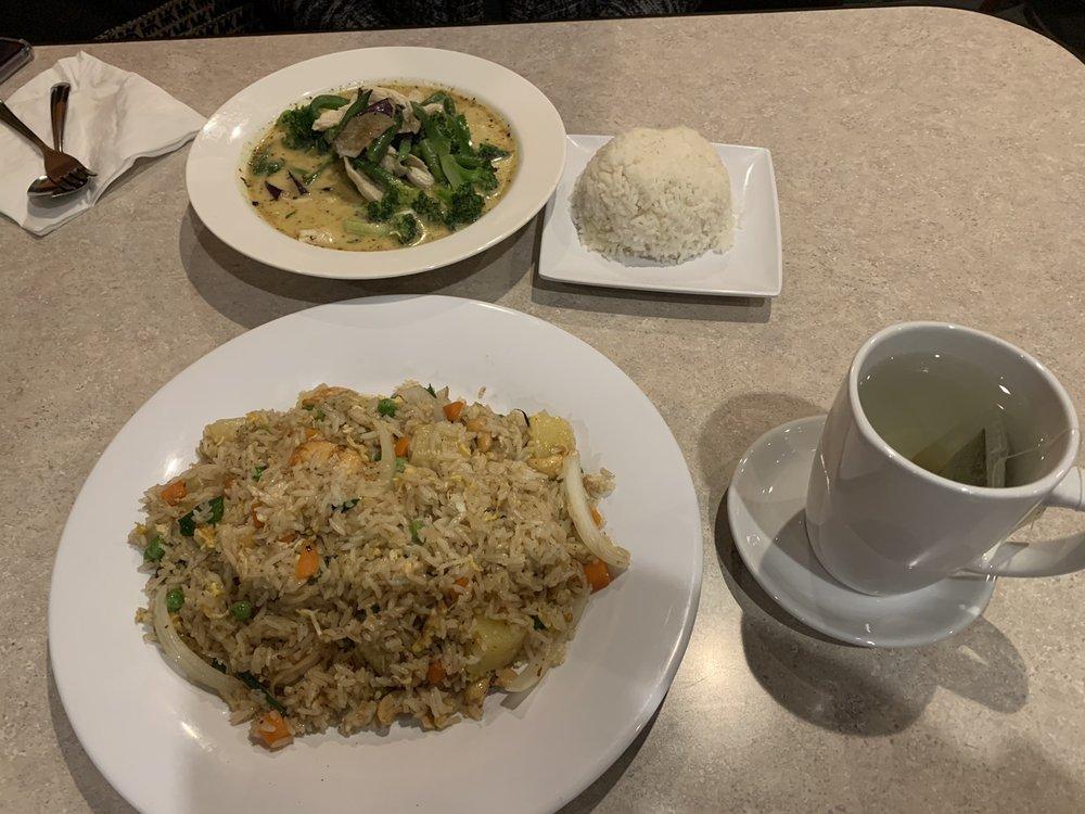 Tewada Thai Restaurant: 536 W Cunningham St, Butler, PA