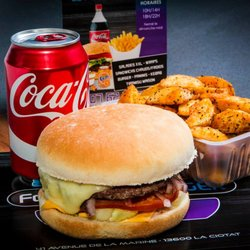 Photo Of Food Truck Burger