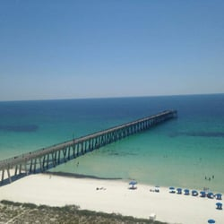 Photo Of Summerwind Condo Navarre Fl United States View From The