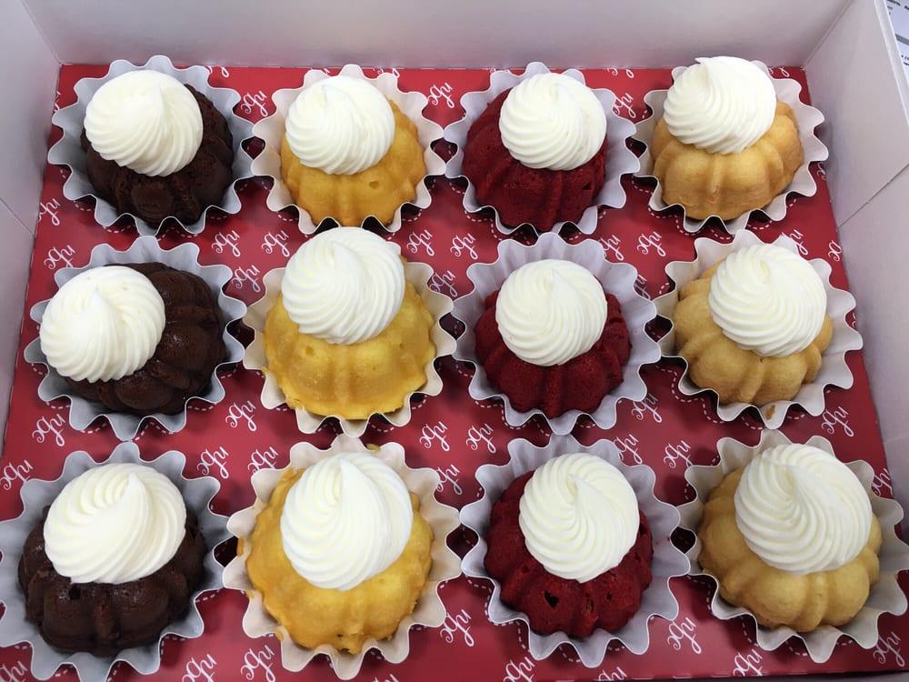 Nothing Bundt Cakes 12 Photos Bakeries 1012 W Covina