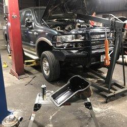Strandes garage 27 photos 19 reviews auto repair 706 e photo of strandes garage denton tx united states ford 60 engine oil solutioingenieria Images