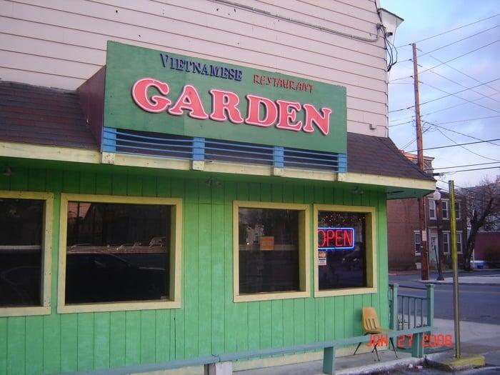 Garden Vietnamese Restaurant Harrisburg Pa