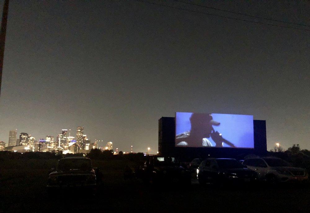 MoonStruck Drive-In: 100 Bringhurst St, Houston, TX