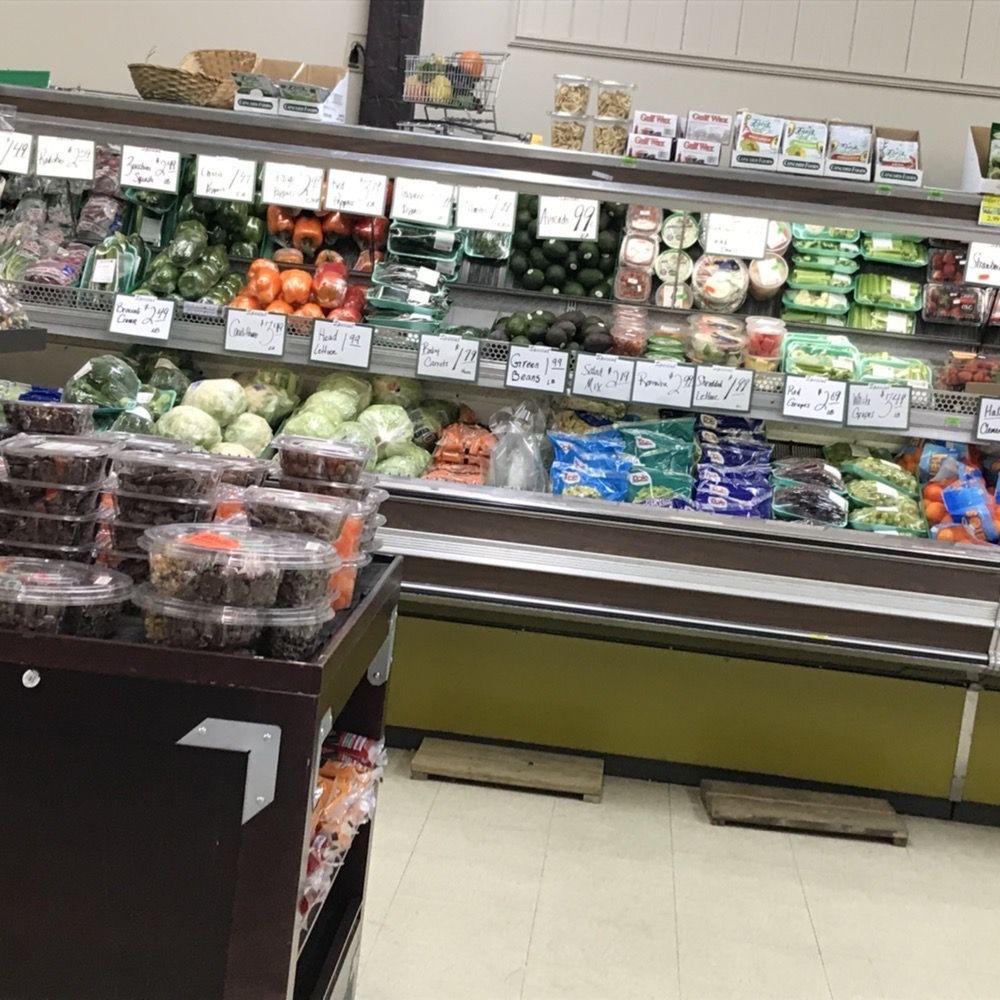 County Pride Foods Holgate: 135 Railway Ave, Holgate, OH
