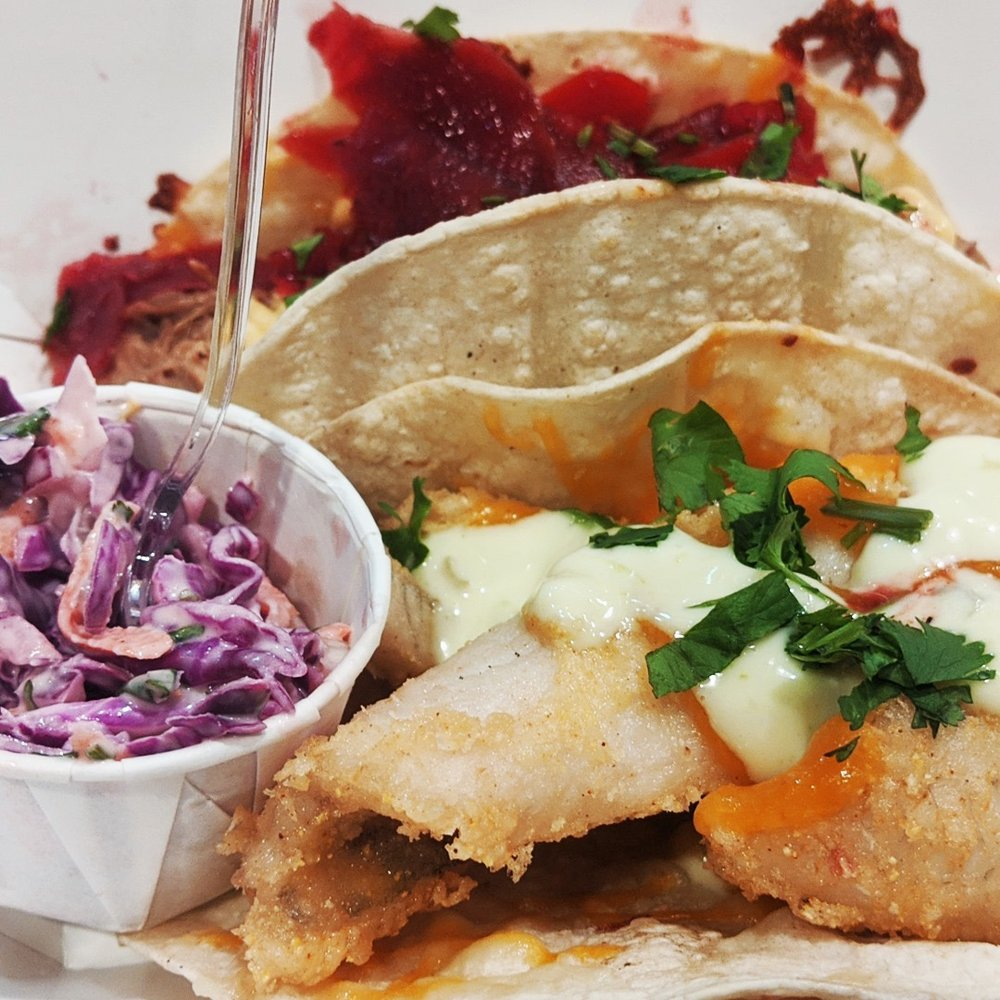 Muy Loco Tacos: 1111 Eagles Nest Dr, Beulah, MI