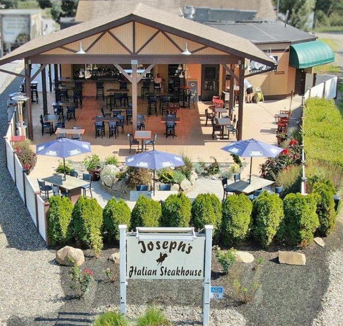 Joseph's Italian Steakhouse: 728 Violet Ave, Hyde Park, NY