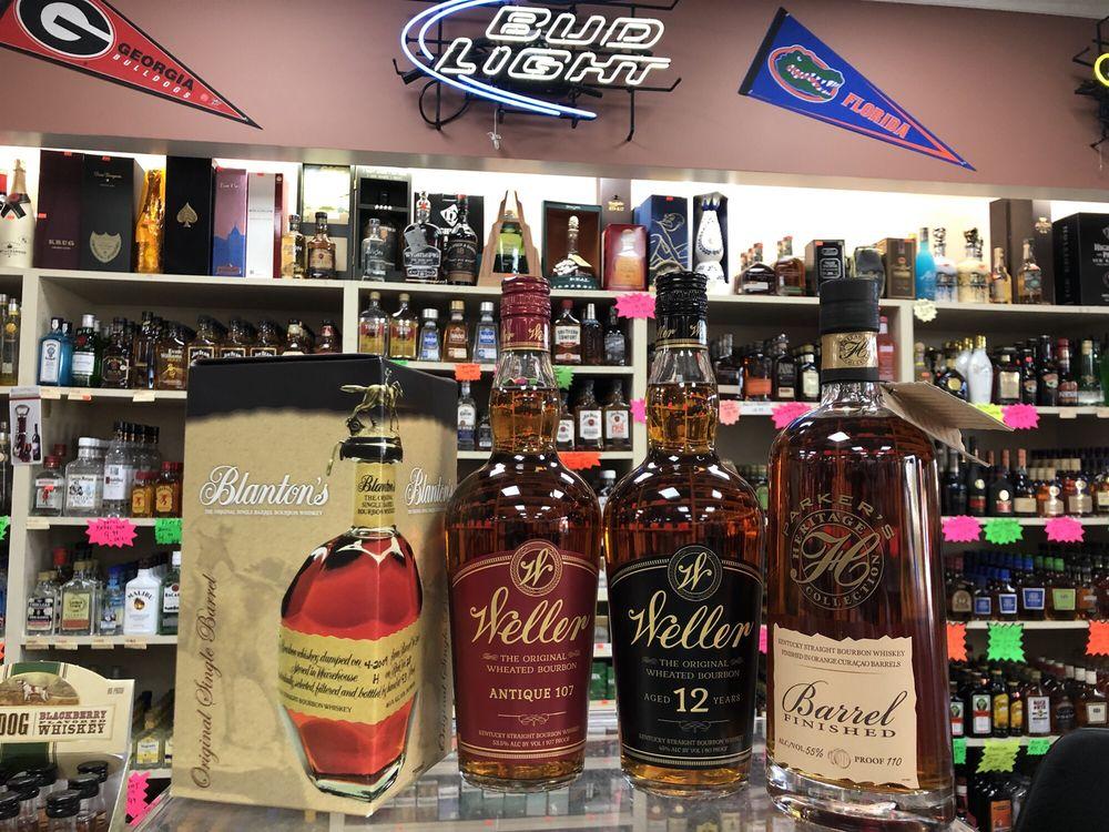 Holiday Bottle Shop: 471TIFT College Dr, Forsyth, GA