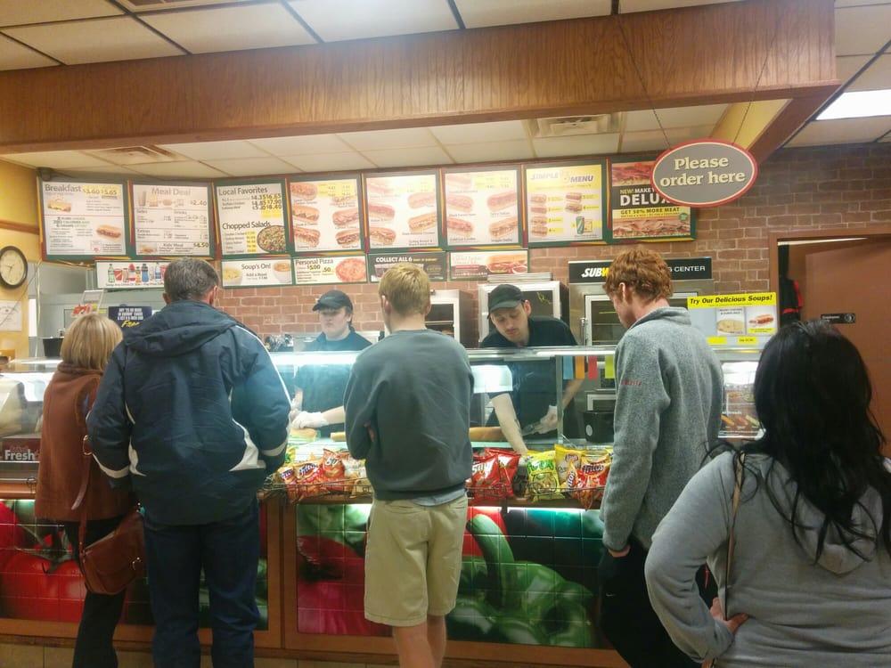 Fast Food Near Kearney Ne