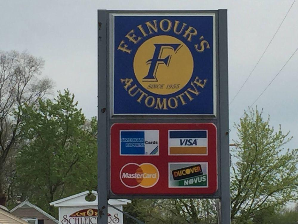 Feinour's Automotive: 6961 Rt 309, New Tripoli, PA