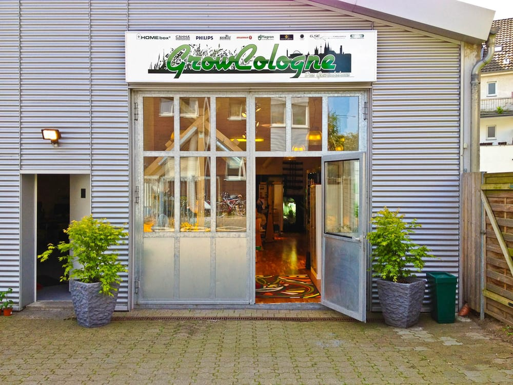 growcologne growshop 15 fotos g rtnerei gartencenter siegesstr 6 deutz k ln. Black Bedroom Furniture Sets. Home Design Ideas