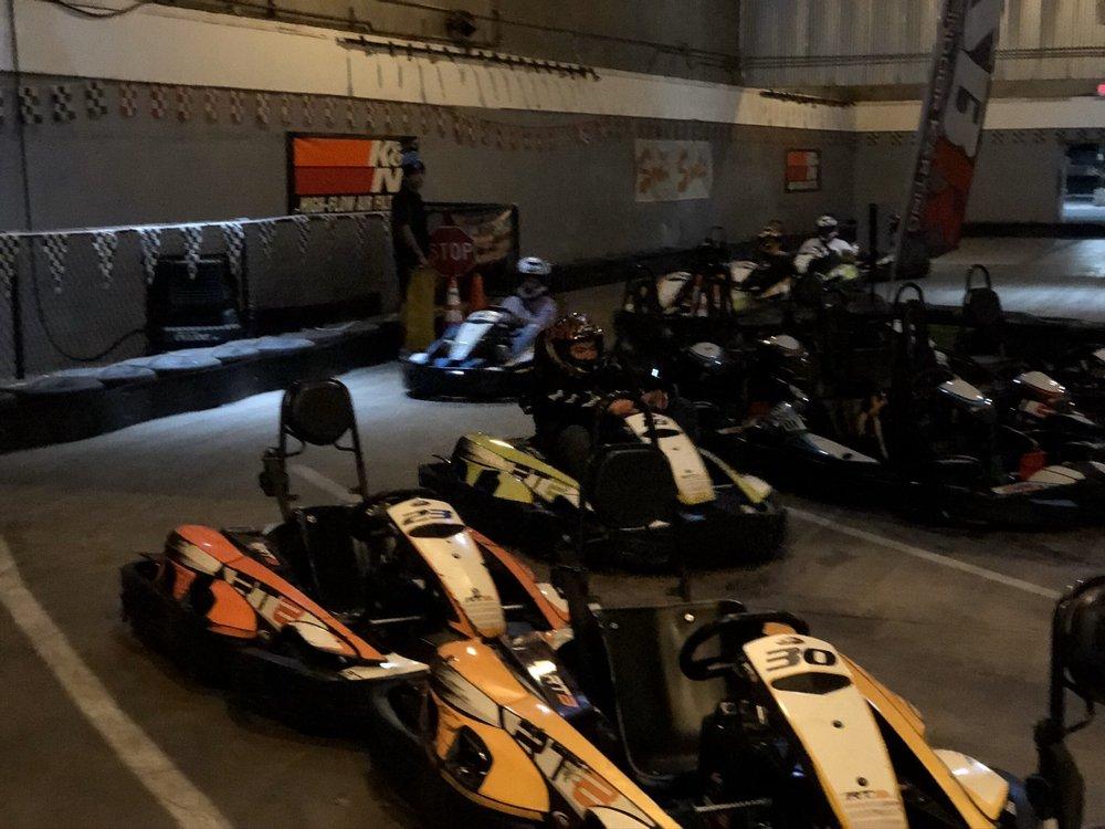 Social Spots from SB Raceway