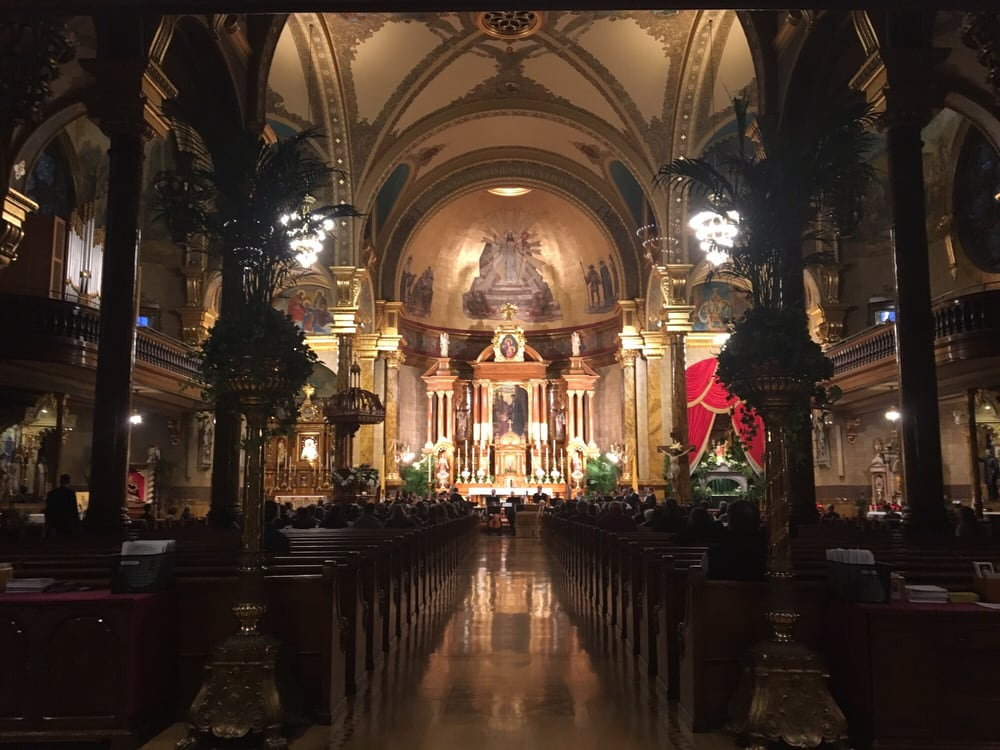 St John Cantius Church: 825 N Carpenter St, Chicago, IL