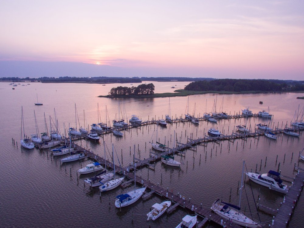 Spring Cove Marina: 21035 Spring Cove Rd, Rock Hall, MD