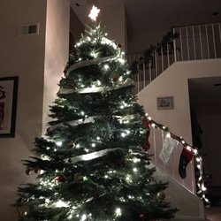 photo of frostys village christmas trees corona ca united states now thats - Christmas Tree Village