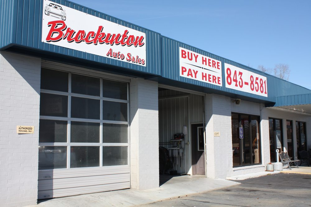 Brockinton Auto Sales: 812 S 2nd St, Cabot, AR
