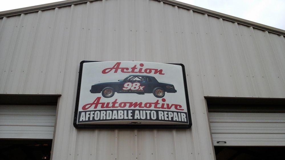 Action Automotive: 210 N Hill St, Tatum, TX