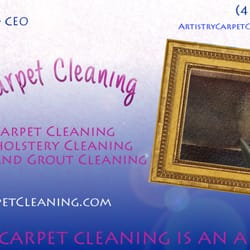 photo of artistry carpet cleaning mesa az united states