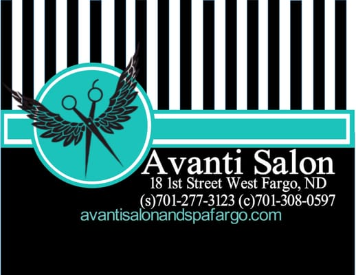 Avanti salon spa hair extensions 18 1st st w west for Adae salon fargo