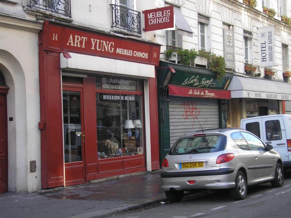 art yung 14 photos magasin de meuble 14 rue charonne bastille paris france num ro de. Black Bedroom Furniture Sets. Home Design Ideas