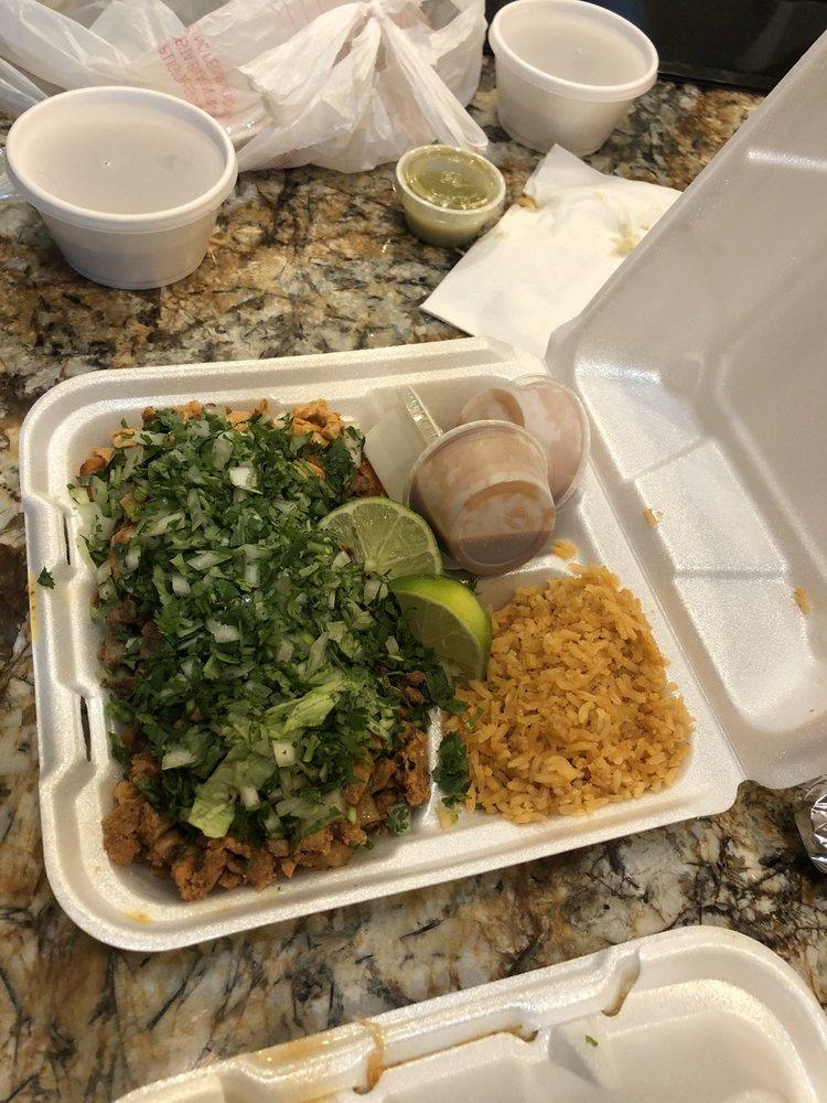 Taqueria Azteca Original Mexican Food: 13503 Crystal Hill Rd, North Little Rock, AR