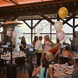 Photo Of Piola Italian Restaurant Garden Fort Worth Tx United States