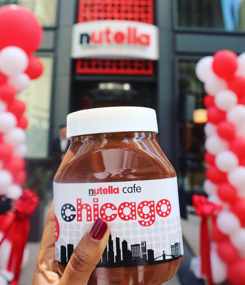 Nutella Cafe Chicago Yelp