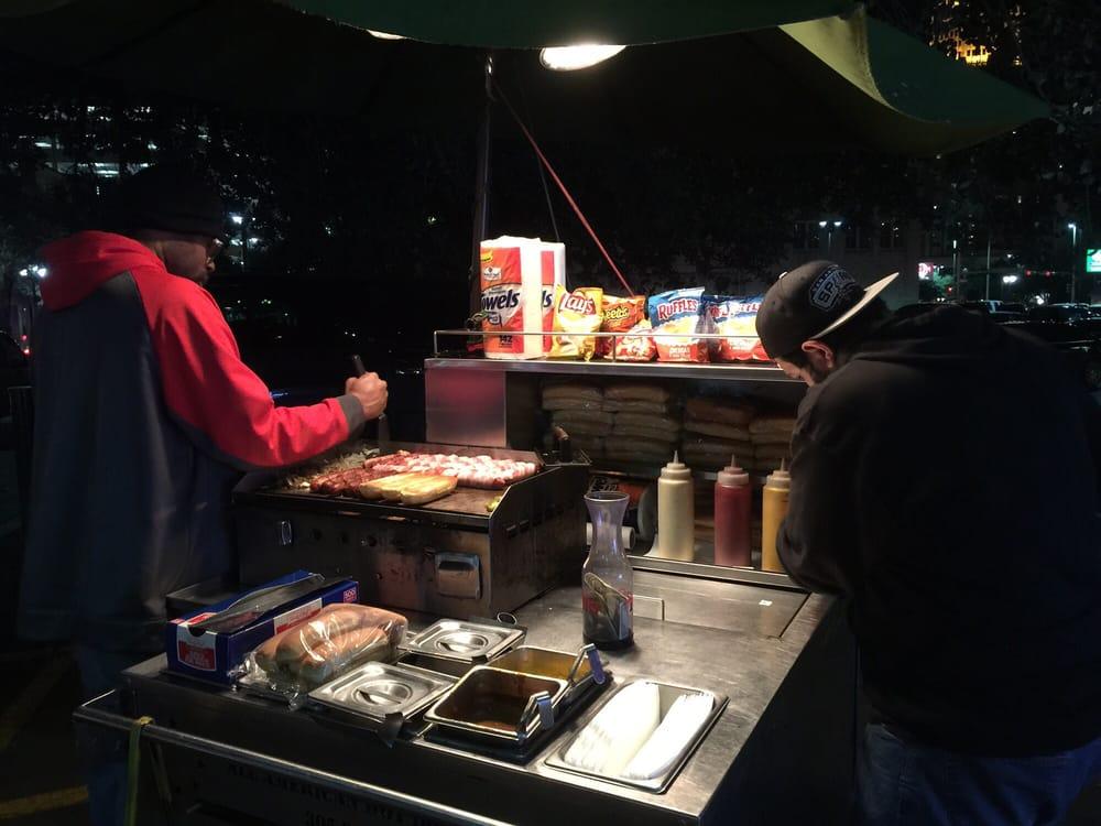 Alamo Hot Dog San Antonio
