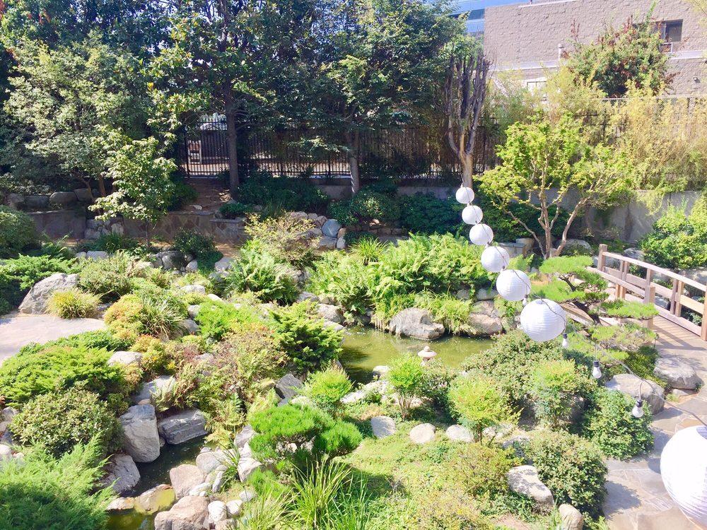 Los Angeles Japanese Garden: Photos For James Irvine Japanese Garden