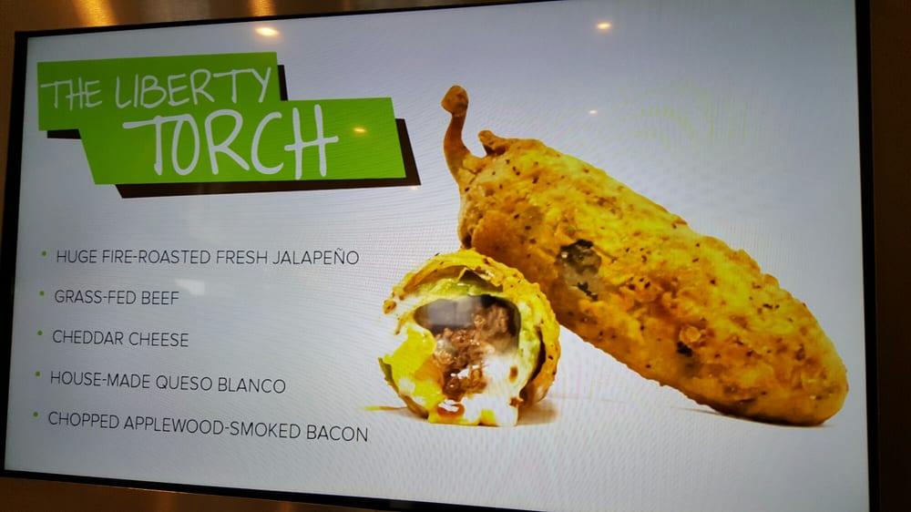 Liberty Burger - Allen: 824 W Stacy Rd, Allen, TX