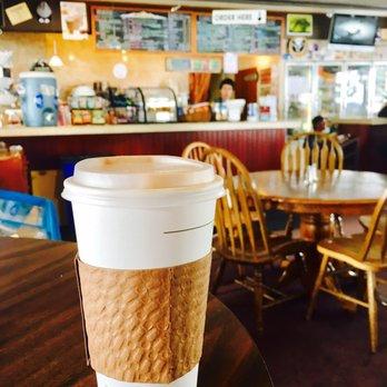 Crest Cafe Alpine Menu