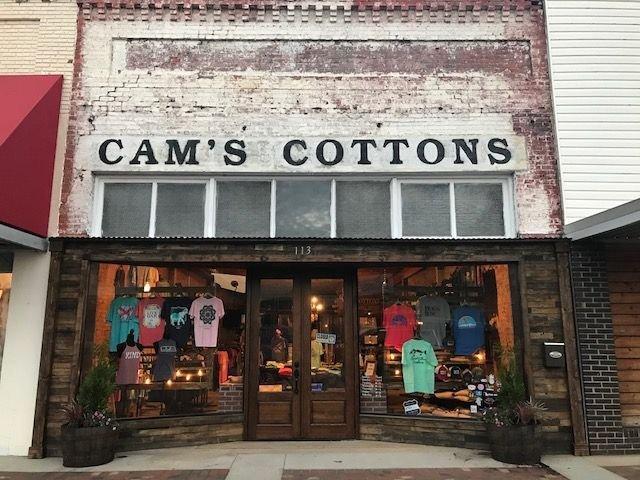 Cam's Cottons: 113 S Main St, Enterprise, AL