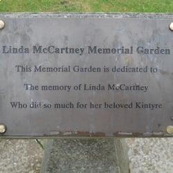 Photo Of Linda McCartney Memorial Garden