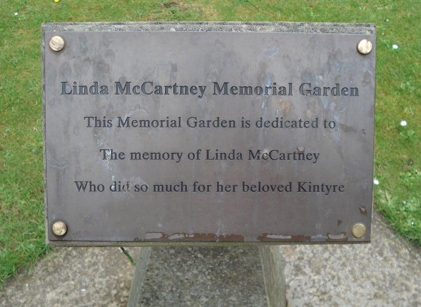 Linda Mccartney Memorial Garden Park Forests