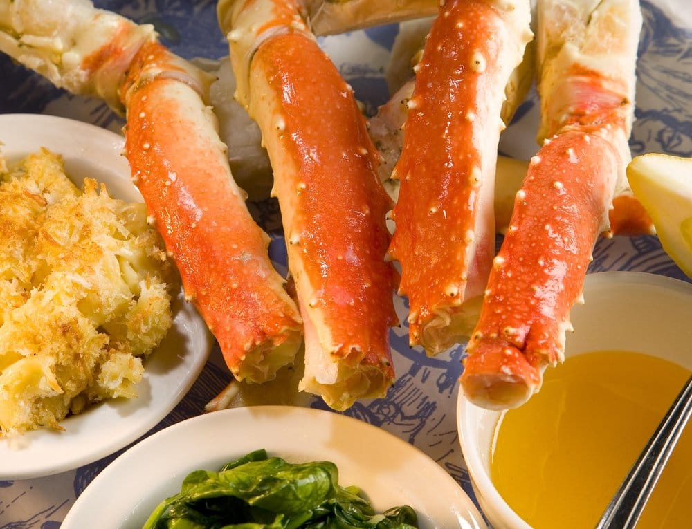 Crab legs yelp for Kings fish calabasas