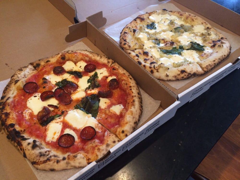 Pizza Food Truck Buffalo Ny