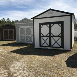 Delicieux Photo Of E Z Portable Buildings Of Jacksonville   Jacksonville, FL, United  States. Garden