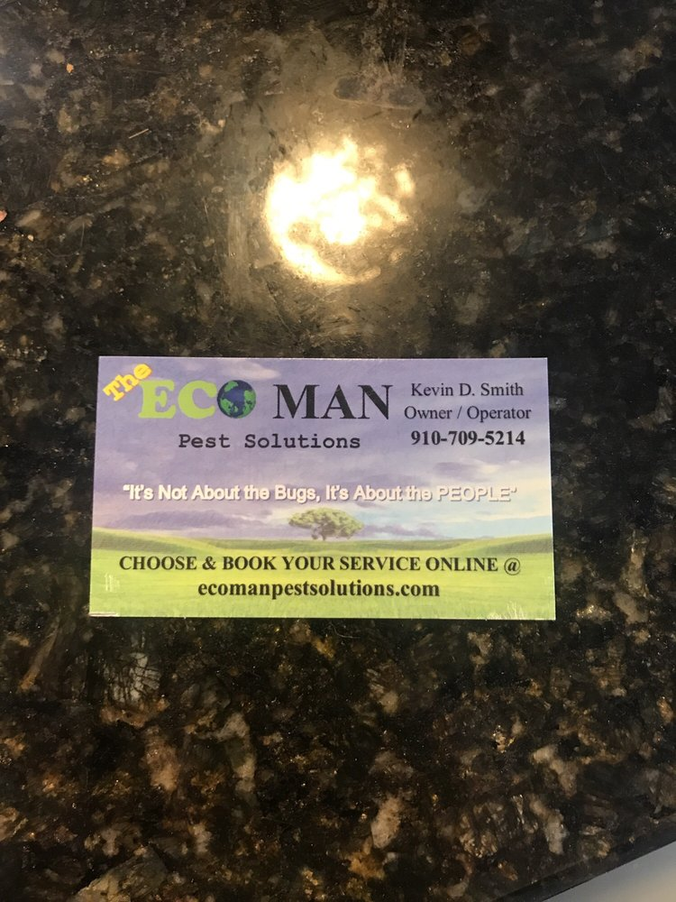 The Eco Man Pest Solutions