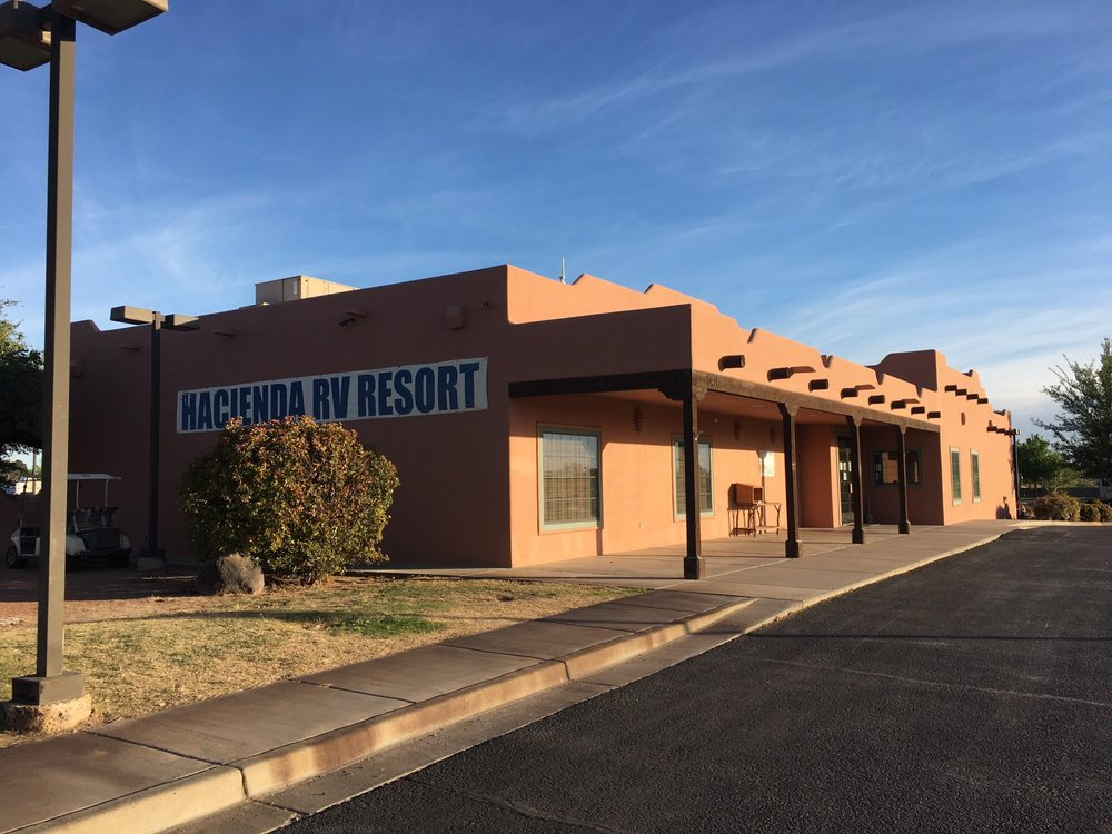 Hacienda RV Resort: 740 Stern Dr, Las Cruces, NM