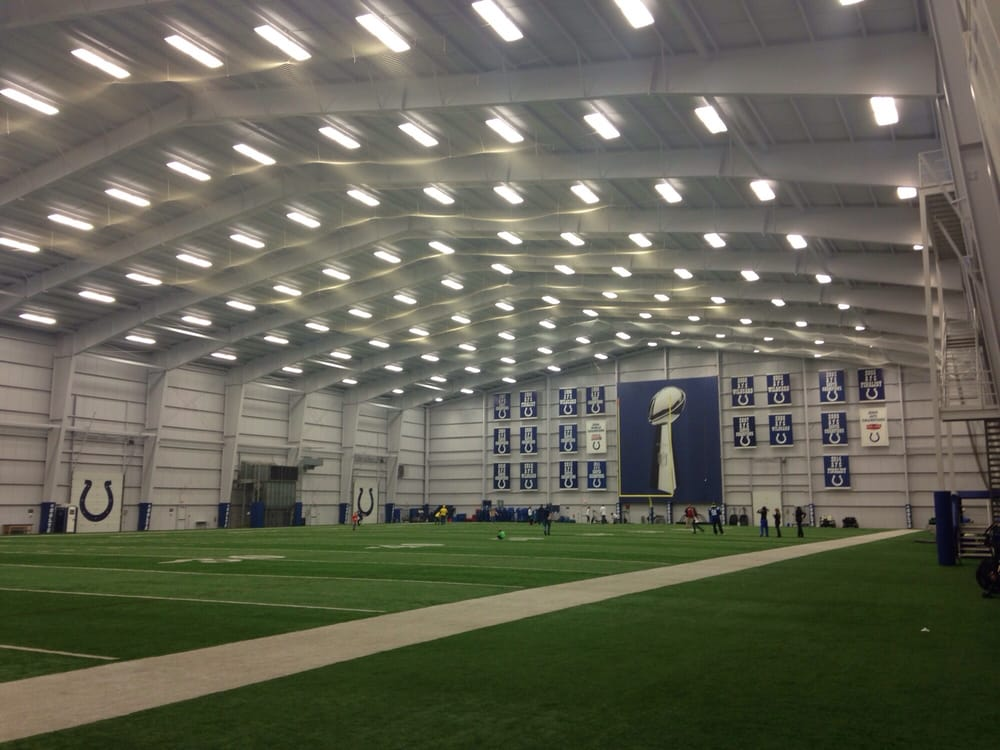 photos for indiana farm bureau football center colts complex yelp. Black Bedroom Furniture Sets. Home Design Ideas