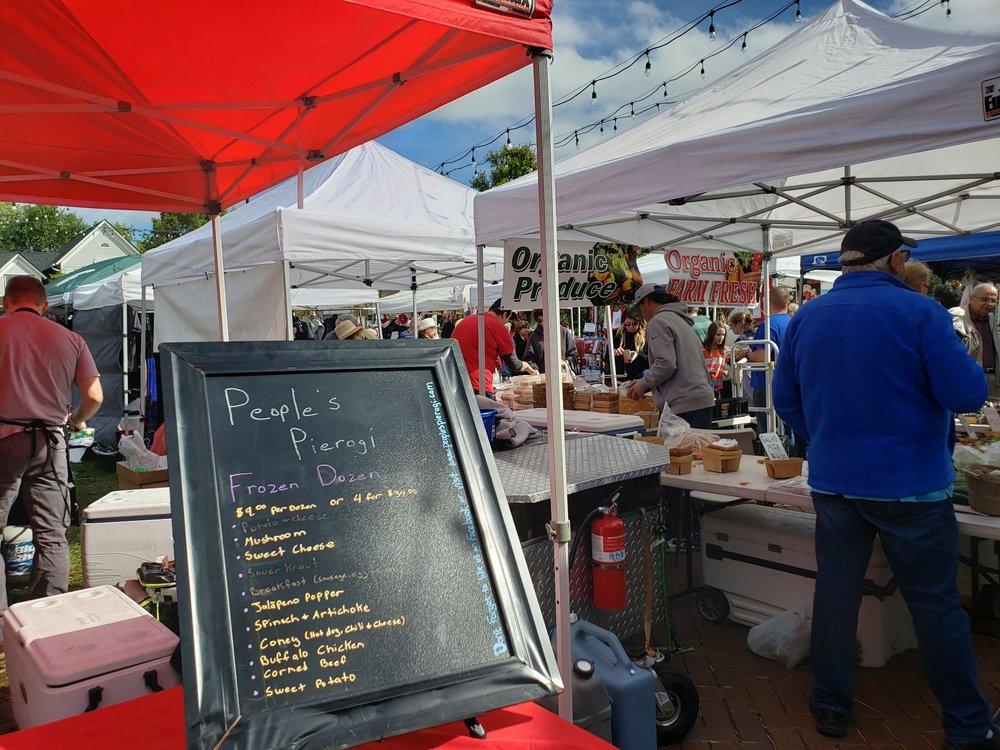 Farmington Farmers & Artisans Market: 33316 Grand River Ave, Farmington, MI
