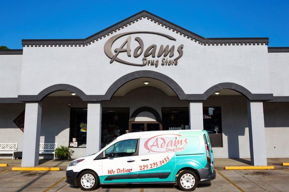Adams Drug Store: 408 E 16th Ave, Cordele, GA