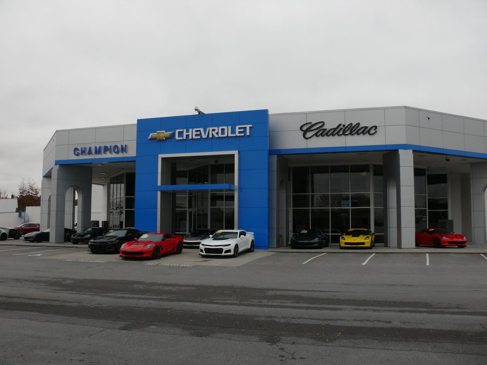 Amazing Champion Chevrolet Cadillac   Car Dealers   3606 Bristol Hwy, Johnson City,  TN   Phone Number   Yelp