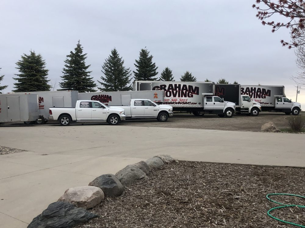 Graham Moving INC: 120 Dutch Lake Trl, Howard Lake, MN